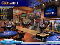 Lobby de William Hill Casino - Descargar Casino